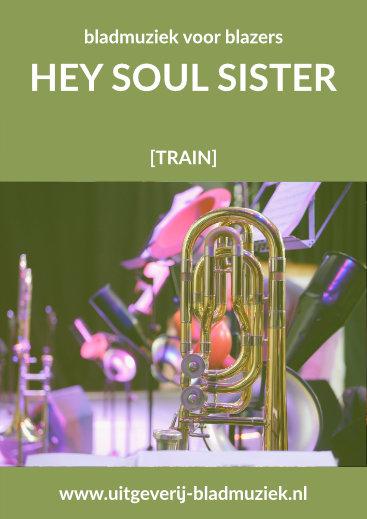 Bladmuziek van Hey Soul Sister door Train
