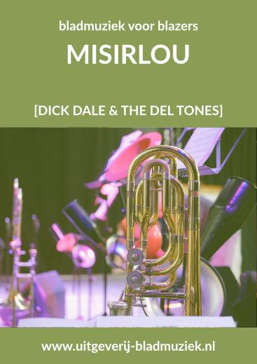 Bladmuziek van Misirlou door Dick Dale & The Del Tones