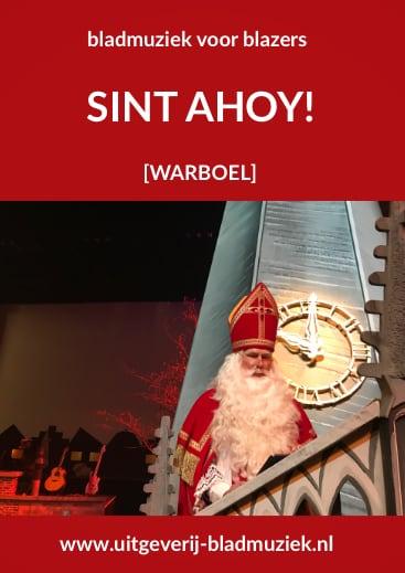 Bladmuziek van Sint Ahoy door Warboel