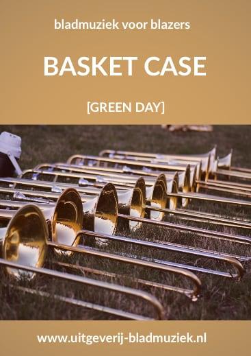 Bladmuziek van Basket Case door Green Day