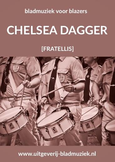 Bladmuziek van Chelsea Dagger door The Fratellis
