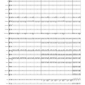 Voorbeeld Dance Monkey Score
