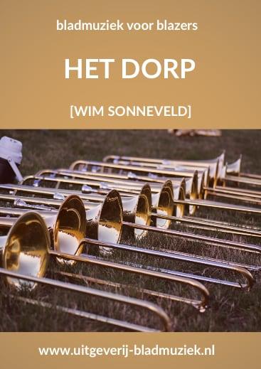 Bladmuziek van Het Dorp  door Wim Sonneveld