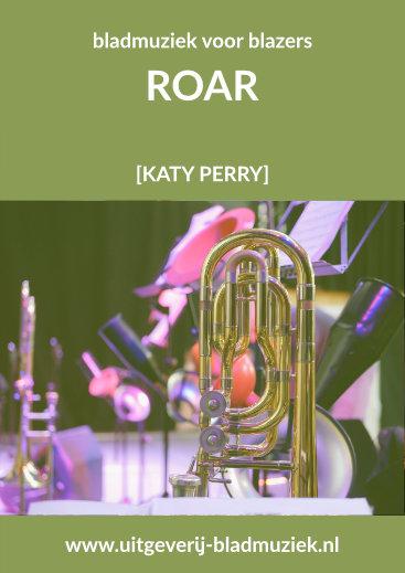 Bladmuziek van Roar door Katy Perry