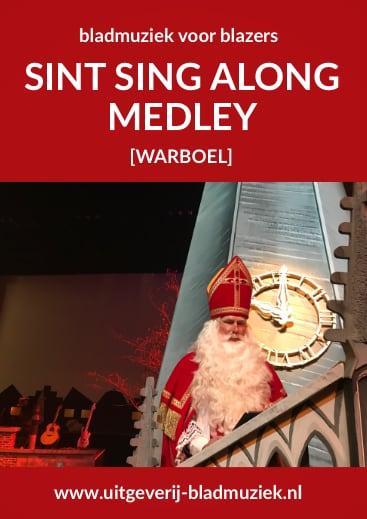 Bladmuziek van Sint Sing Along door Warboel